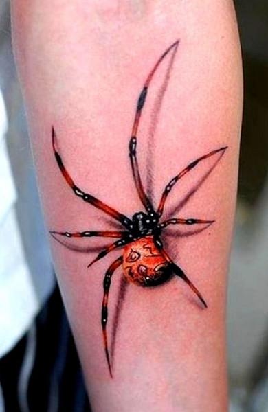 الرمز الذي هو العنكبوت ما هو معنى وتاريخ ومعنى وشم العنكبوت المعنى العام هو صورة العنكبوت
